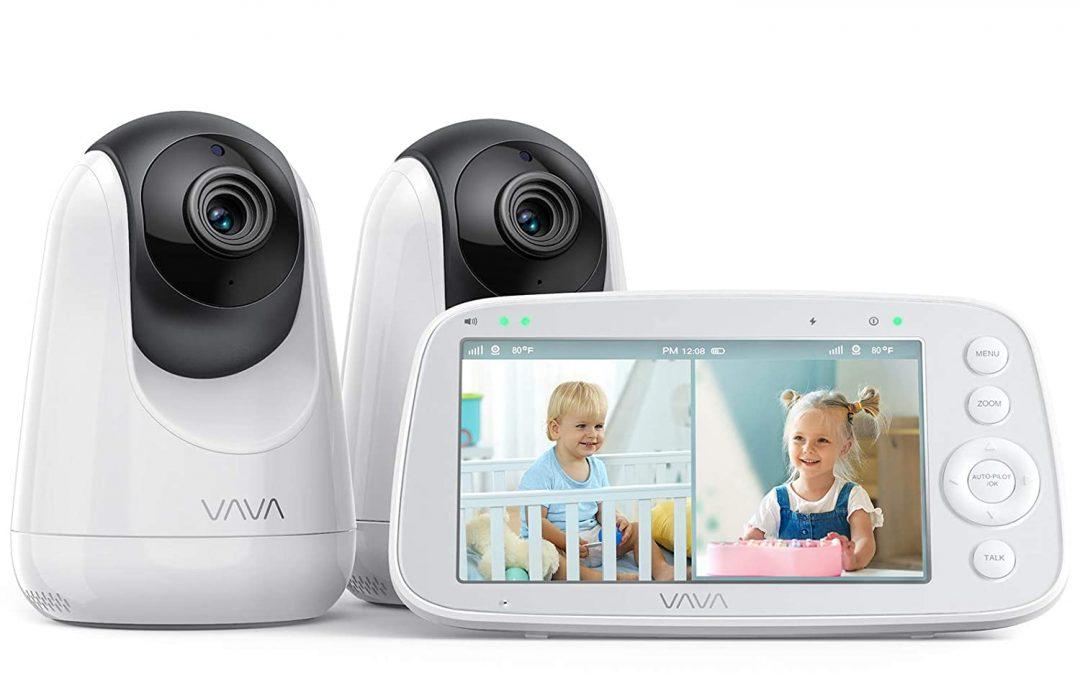 Examen du moniteur vidéo pour bébé Vava 2020