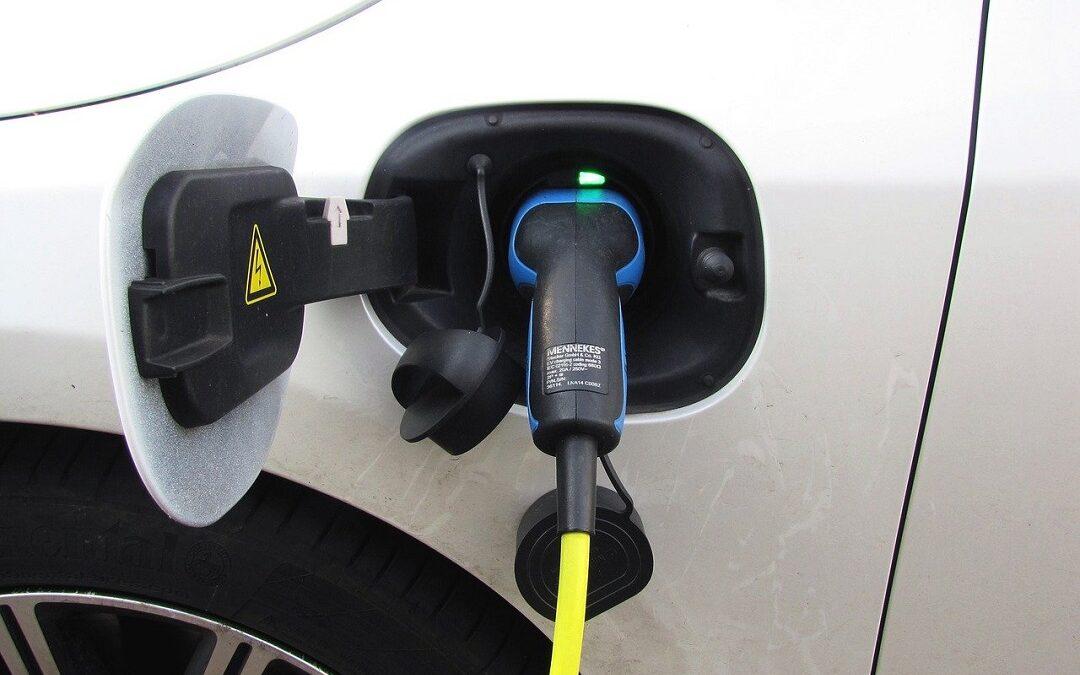 recharge voiture