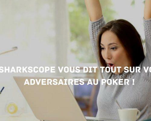 Connaissez-vous le site de statistique de Poker en ligne «Sharkscope»?