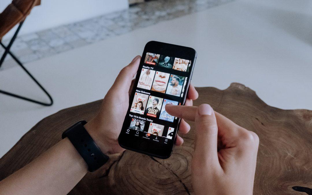 Comment changer de profil utilisateur sur Netflix Android