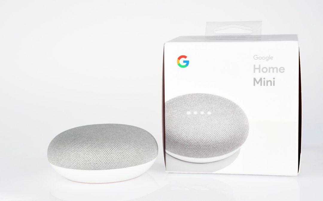 Comment configurer un Google Home & Google Home Mini