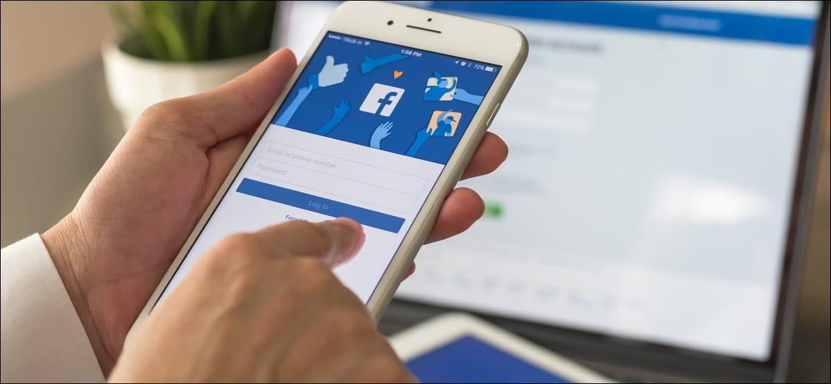 connexion sur facebook mobile