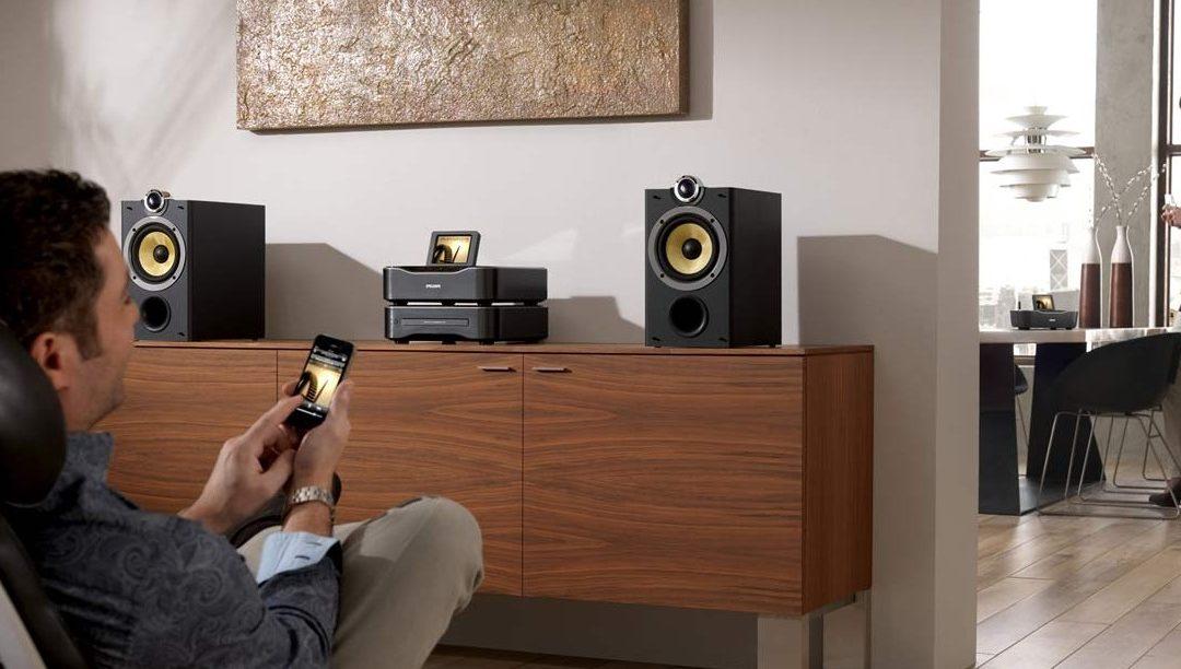Écouter notre playlist favorite à travers la maison et autres applications sonores